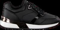Schwarze GUESS Sneaker low MOTIV  - medium