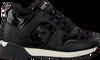Schwarze REPLAY Sneaker YORI  - small