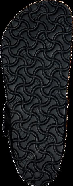 Schwarze BIRKENSTOCK Pantolette GIZEH EVA DAMES  - large
