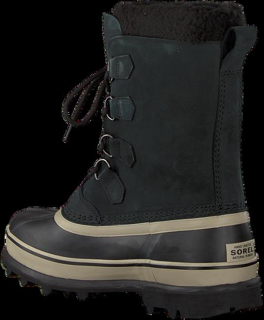 Schwarze SOREL Ankle Boots CARIBOU WL - large