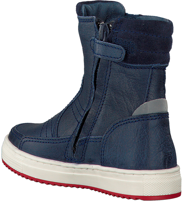 Blaue VINGINO Ankle Boots SPIKE - large