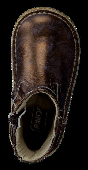 Bronzefarbene PINOCCHIO Langschaftstiefel P1603 - large