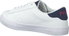 Weiße POLO RALPH LAUREN Sneaker low THERON  - small