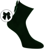 Grüne MARCMARCS Socken KIRSTEN - small