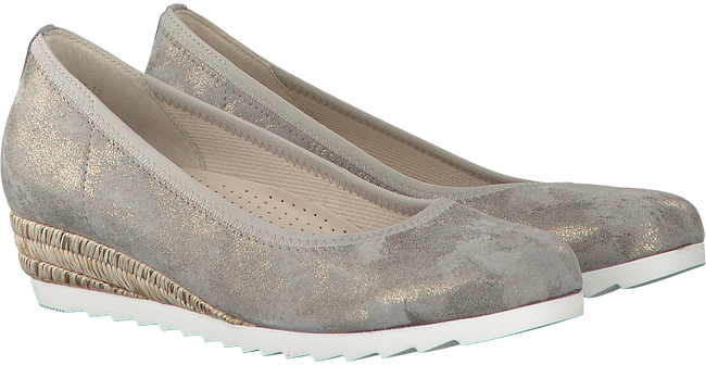 Taupe GABOR Pumps 641 - large