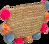 Beige LE BIG Umhängetasche SHANNA BAG  - small
