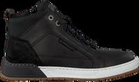Schwarze OMODA Sneaker high A0F500E6L_BLCKOM  - medium
