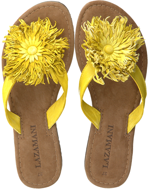 yellow LAZAMANI shoe 33.650  - large