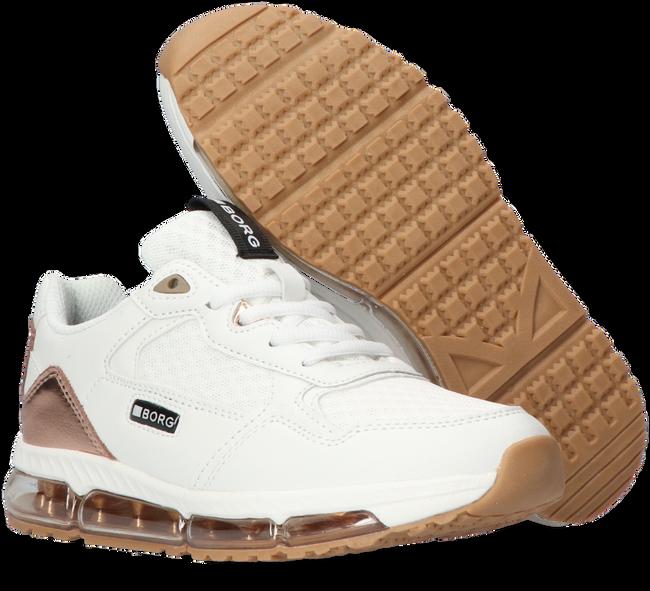 Weiße BJORN BORG Sneaker low X500 MSH  - large
