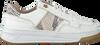 Weiße BULLBOXER Sneaker low ALQ000E5L  - small