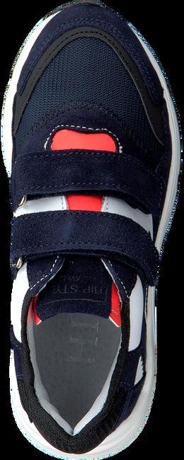 Blaue HIP Sneaker low H1205  - large