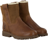 Braune TIMBERLAND Ankle Boots CHESTNUT RIDGE WARM M - small