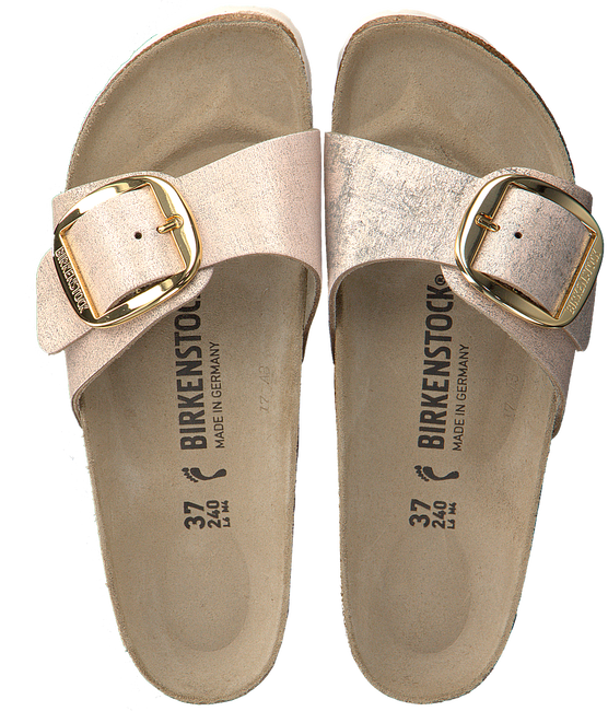 Rosane BIRKENSTOCK Pantolette MADRID BIG BUCKLE  - large