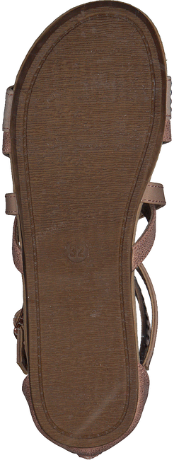 Roségoldene BULLBOXER Sandalen AED031FIS - large