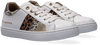 Weiße BULLBOXER Sneaker low AHM031E5L  - small
