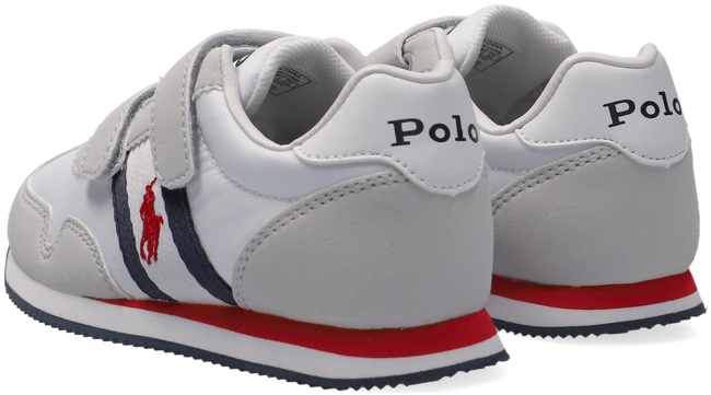 Weiße POLO RALPH LAUREN Sneaker low KELLAND EZ  - large
