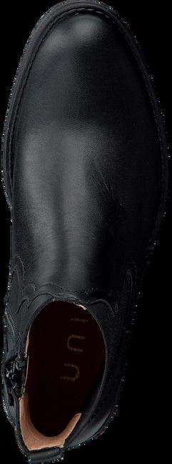 Schwarze UNISA Stiefeletten WAFI  - large