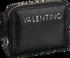 Schwarze VALENTINO HANDBAGS Portemonnaie VPS1R4139G - small