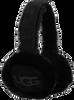 Schwarze UGG Ohrenwärmer CLASSIC NON TEACH EARMUFF  - small