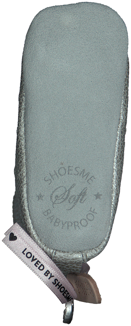 Silberne SHOESME Babyschuhe BS5W501 - large