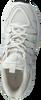 Weiße MICHAEL KORS Sneaker low HERO TRAINER  - small