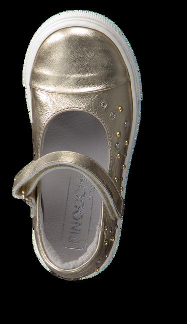 Goldfarbene PINOCCHIO Ballerinas P1917 - large