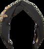 Schwarze ABOUT ACCESSORIES Stirnband 8600152020  - small