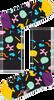 Schwarze HAPPY SOCKS Socken BALLOON ANIMAL - small