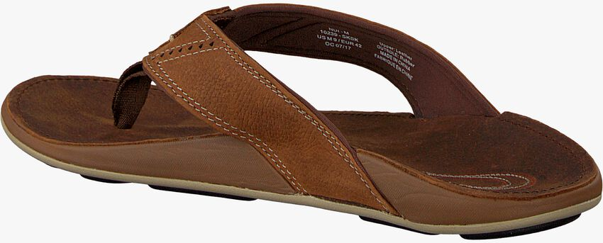 grey OLUKAI shoe NUI  - larger