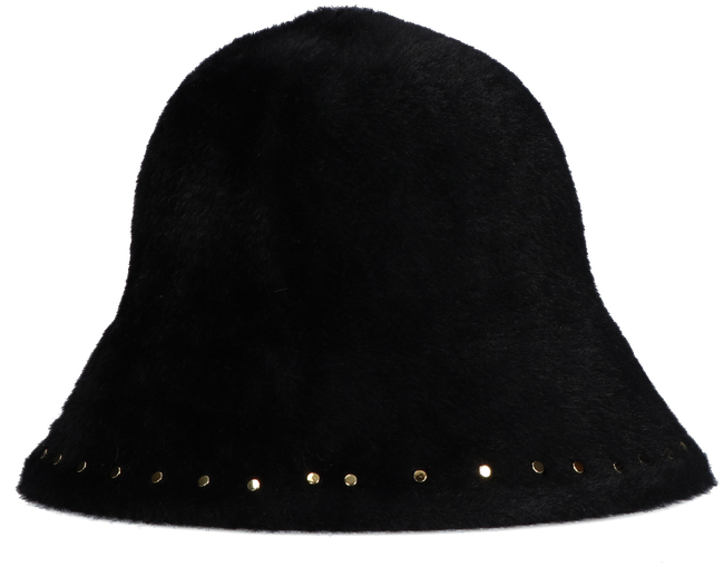 Schwarze OMODA Hut BUCKET HAT  - large