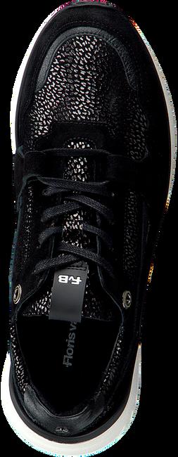 Schwarze FLORIS VAN BOMMEL Sneaker 85291  - large
