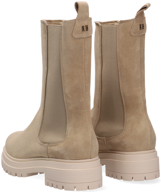 Beige RED-RAG Chelsea Boots 71128  - large