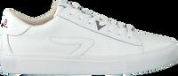 Weiße HUB Sneaker low HOOK-Z  - medium