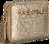 Goldfarbene VALENTINO HANDBAGS Portemonnaie DIVINA COIN PURSE  - small