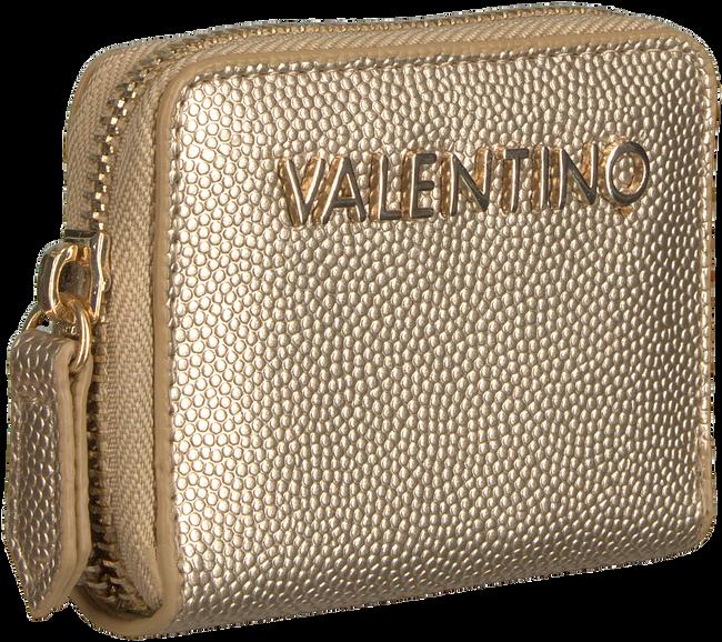 Goldfarbene VALENTINO HANDBAGS Portemonnaie DIVINA COIN PURSE  - large