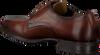 Cognacfarbene GIORGIO Business Schuhe 38202  - small