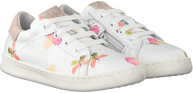 Weiße CLIC! Sneaker low 9187  - large