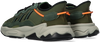 Grüne ADIDAS Sneaker low OZWEEGO J  - small