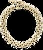 Goldfarbene NOTRE-V Armband ARMBAND RONDE SCHAKEL  - small