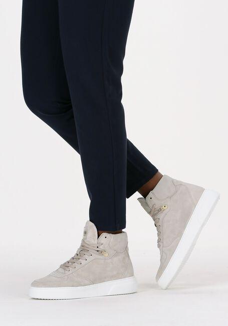 Beige VIA VAI Sneaker high JUNO LEE  - large