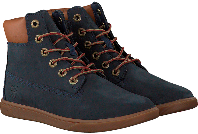 Blaue TIMBERLAND Sneaker GROVETON 6IN LACE - large