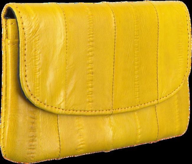 Gelbe BECKSONDERGAARD Portemonnaie HANDY RAINBOW AW19  - large