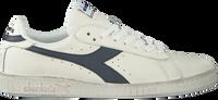 Weiße DIADORA HERITAGE Sneaker low GAME L LOW WAXED  - medium