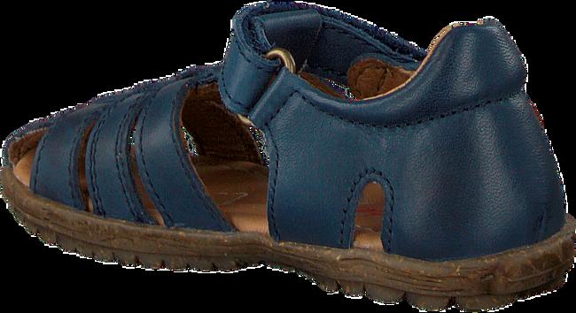 Blaue NATURINO MINI Sandalen SEE - large