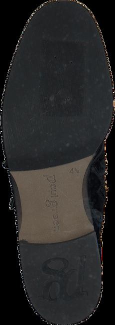 Schwarze PAUL GREEN Stiefeletten 9396 - large