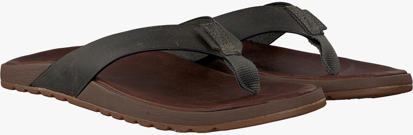 brown REEF shoe CONTOURED VOYAGE LE  - larger