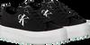 Schwarze CALVIN KLEIN Sneaker ZOLAH - small