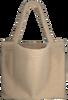 Beige STUDIO NOOS Shopper CHUNKY TEDDY MOM-BAG  - small