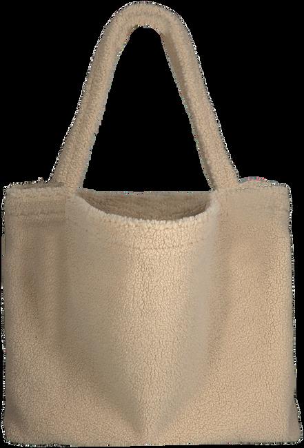 Beige STUDIO NOOS Shopper CHUNKY TEDDY MOM-BAG  - large