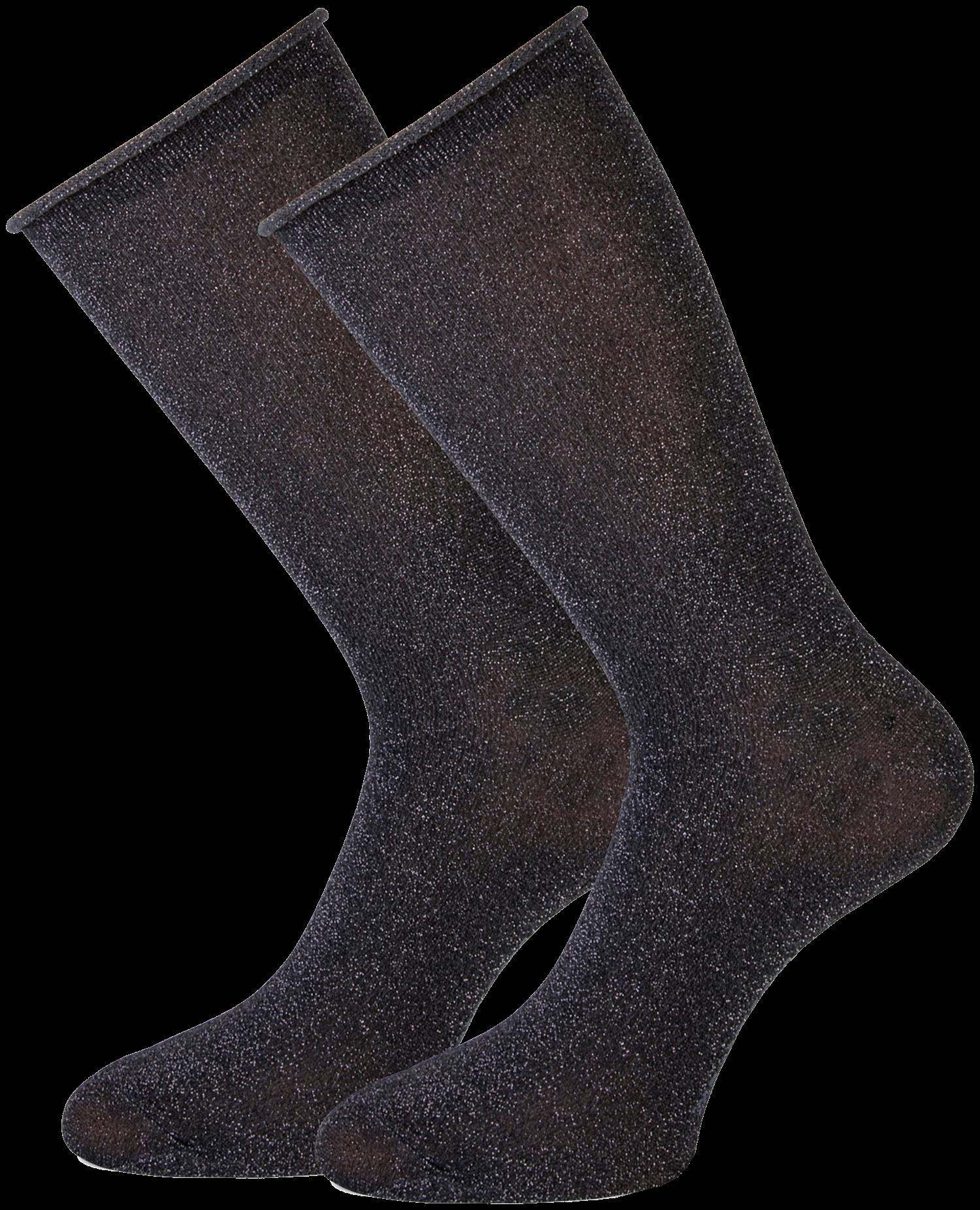 Graue MARCMARCS Socken GWEN 2-PACK LANG 3cbVo